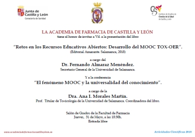 libro presentation